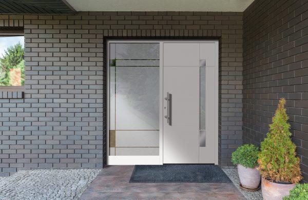 Haustür Kaufen Dortmund Aluminium Kunststoff Weiß Anthrazit