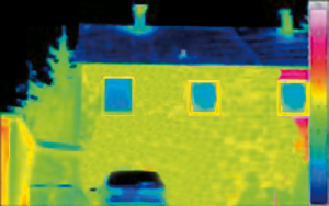 Wärmeverlust bei Fenster Energiesparen