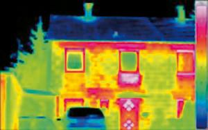 Wärmeverlust bei Fenster energiesparen test